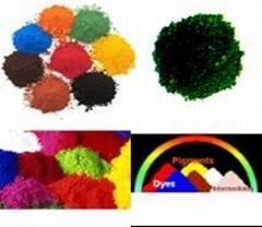 Dye Pigment , Color,  Iron oxide