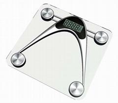 Electronic Scale -  Electronic bathroom scale