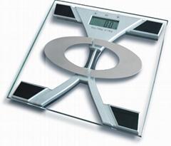 Body fat scale,Body fat & water scale