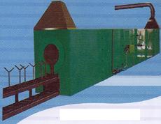 FS系列鋼板焚燒爐