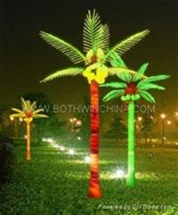 palm tree light