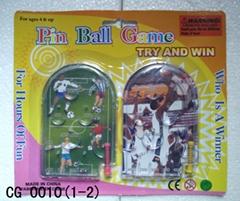 PIN BALL GAME