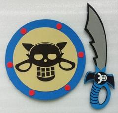 Shield +Sword