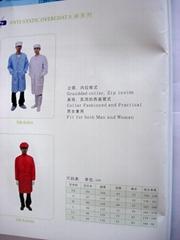 靜電工衣、工帽、工鞋、靜電系列、靜電設備