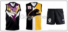 足球運動服裝
