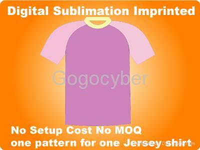 熱轉印T-shirt 1