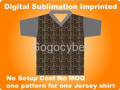 熱轉印T-shirt 4