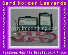 Sublimation Printing Lanyard For