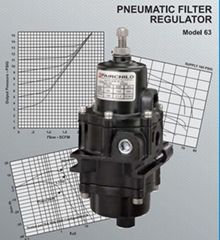 FAIRCHILD63型气动过滤调节器