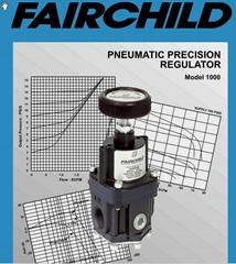 FAIRCHILD 1000型精密压力调节器