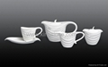 PORCELAIN COFFEE SET & TEA SET