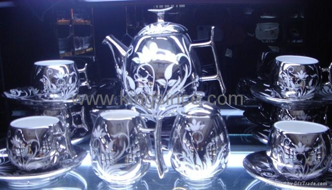 15PCS COFFEE SET