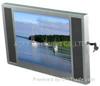 17inch LCD Media Advertising Player