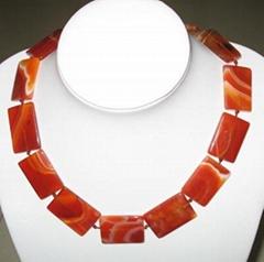 semi-precious beads,semi-precious bracelets and necklaces