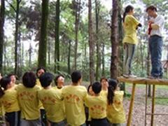 重庆拓展培训--营销团队