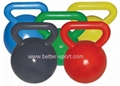 dumbbell, free weight, fitness kettlebell