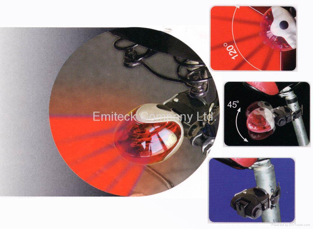 LED Bike Taillight 1