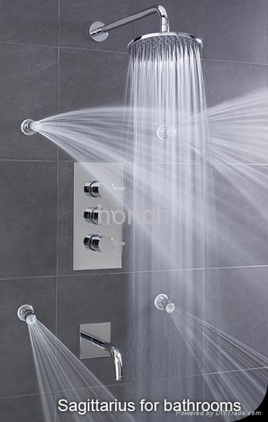 thermostatic shower set  1