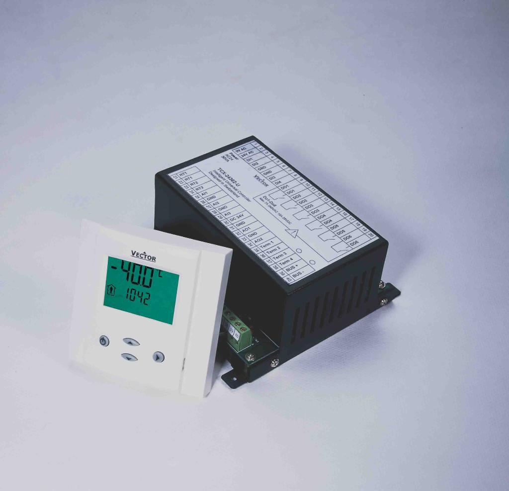 TCX-24362-U  AHU空調機組控制器 1