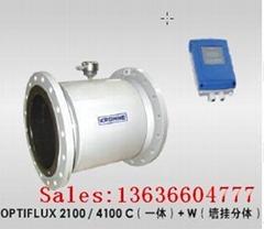 電磁流量計OPTIFLUX41