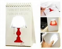 USB Flip Desk Lamp