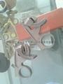 繃板機鋁制夾子 1