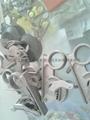繃板機鋁制夾子 2