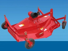 finishing mower (rear mower)