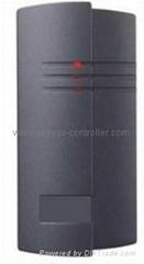 125K proximtiy and 13.56M smart card combination reader