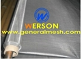 Stainless steel screen printing mesh,tile printing mesh