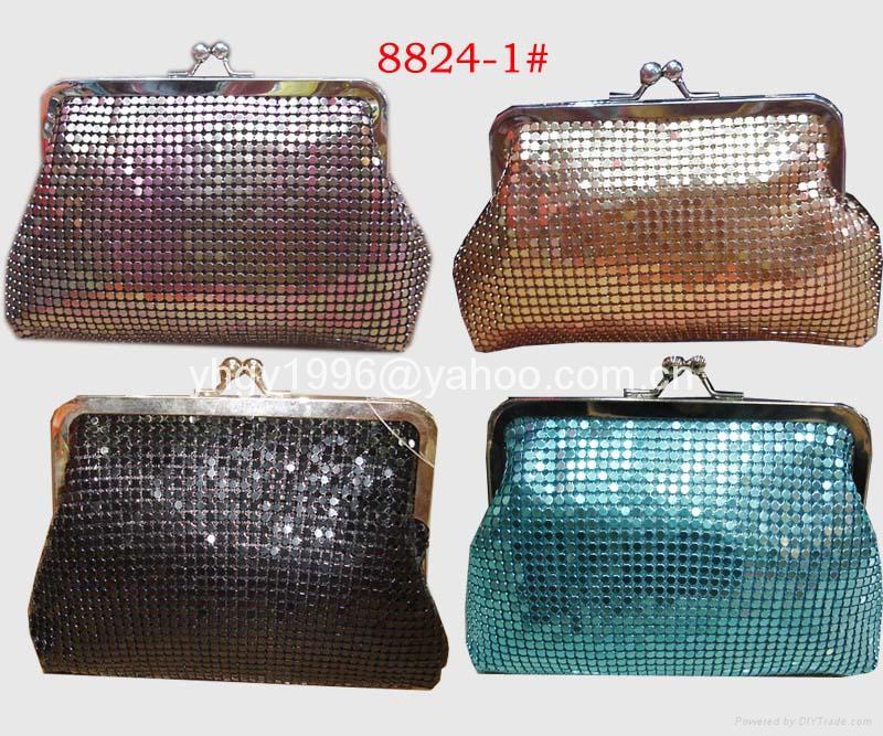 Metal Mesh Handbags 3
