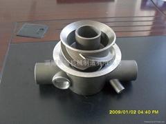 precision casting machinery parts
