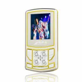1.8 Inch Stylish MP4/MP3 Player w/ Speaker  1