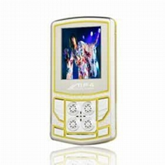 1.8 Inch Stylish MP4/MP3 Player w/ Speaker