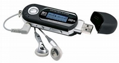 MP3 Player with Wonderful Voice Recorder /3 colors available