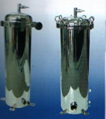 不鏽鋼多芯過濾器