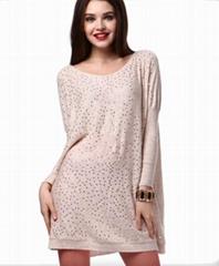 women angora pullover
