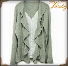 2012 angora women sweater for winter