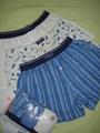 boy short underwear