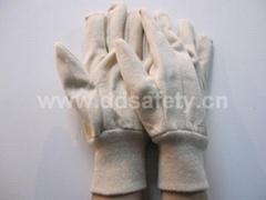 白色棉布手套 DCD100