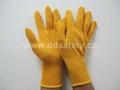 black string knit glove DCK503
