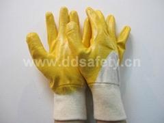 丁腈棉布手套 DCN303