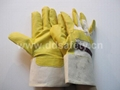 PVC gardening gloves DGP103 (Hot Product - 3*)