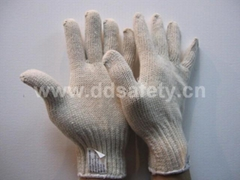 本白棉纱手套 DCK704