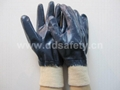 fully coated nitrile gloves DCN406