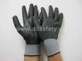 water base PU gloves fully coating