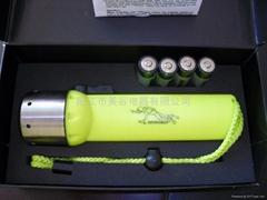 LED潛水電筒