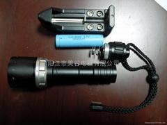 強光潛水電筒