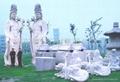 石刻涼亭樓閣牌坊雕像浮雕 3