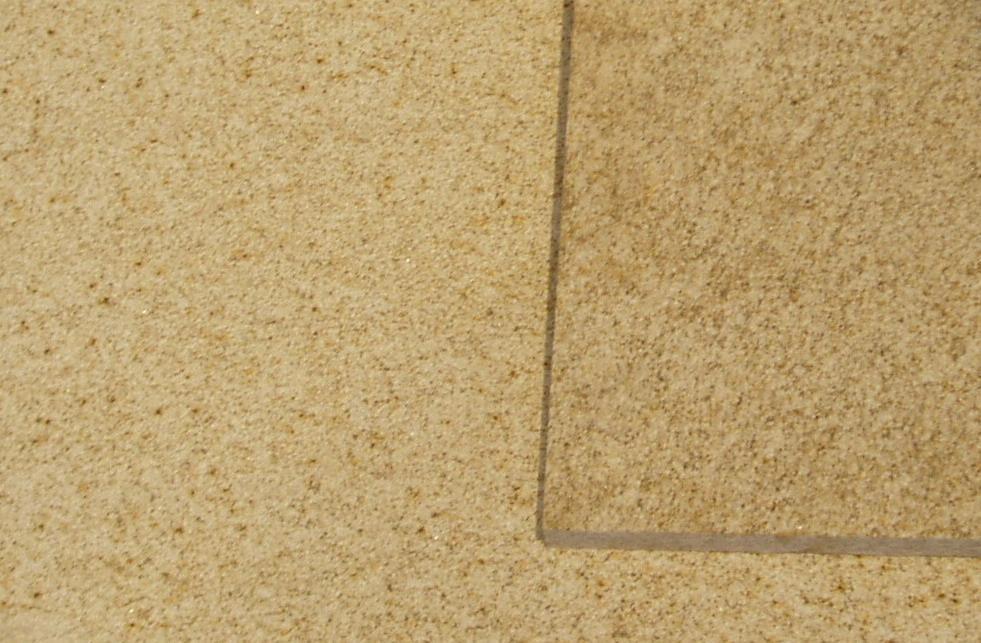 黃金麻外牆干挂石材 5